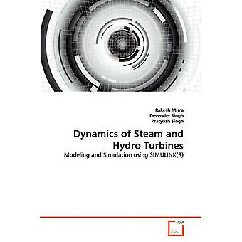 Dynamics of Steam and Hydro Turbines by Misra & Rakesh