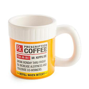 Prescription Coffee Wake & Bake Mug