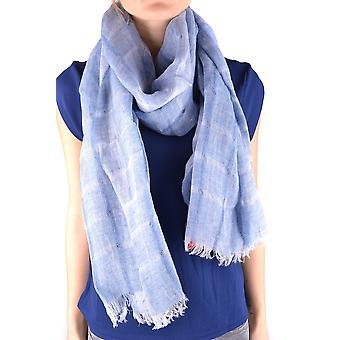 Altea Ezbc048091 Women's Light Blue Linen Shawl