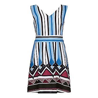 Mela London Womens/Ladies Bottom Border Dress