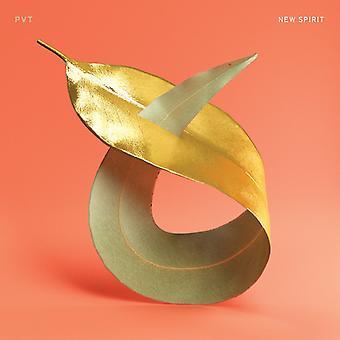 Pvt - New Spirit [CD] USA import