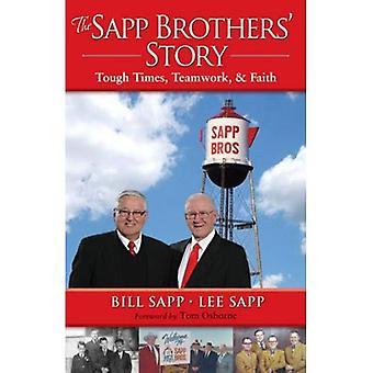 De Sapp Brothers verhaal: Moeilijke tijden, Teamwork, & geloof