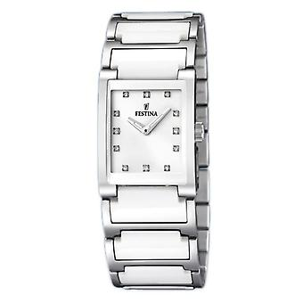 Horloge van Festina C Keramisch keramische F16536-3 - vrouw