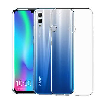 Ultratunn soft shell TPU Huawei P Smart 2019 doorschijnend