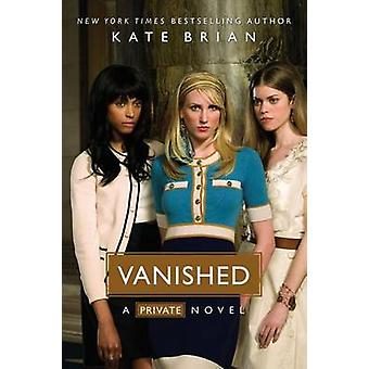 Vanished by Kate Brian - 9781416984719 Book