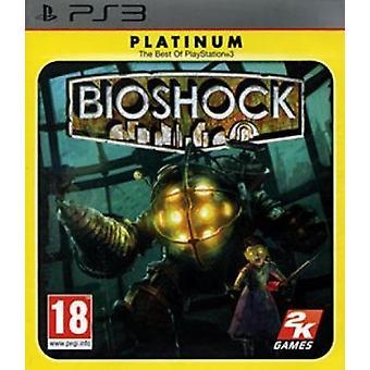 Bioshock - Platinum (Playstation 3) - Uusi