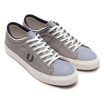 Fred Perry Men's Kendrick Tipped Cuff Trainers B6234-119