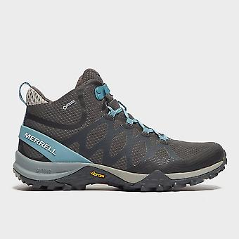 Nova Merrell mulheres ' s Siren Q3 Gore-Tex caminhadas boot Grey