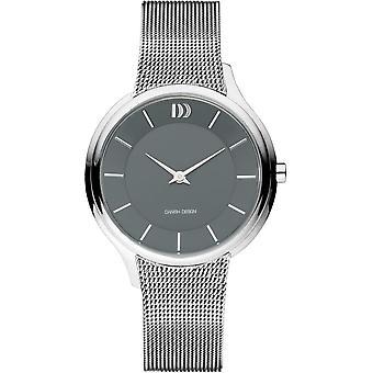 Diseño danés señoras reloj IV64Q1194 Funen