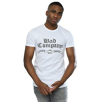 Bad Company Men's Earl's Court 1977 Camiseta
