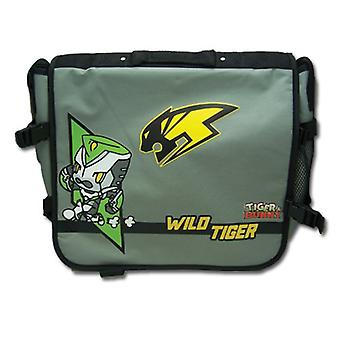 Messenger Bag - Tiger & Bunny - Wlld Tiger SD Anime Licensed ge11043