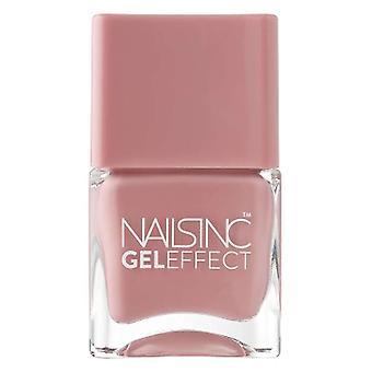 Nails inc Nail Polish Gel Effect - Uptown (6884) 14ml