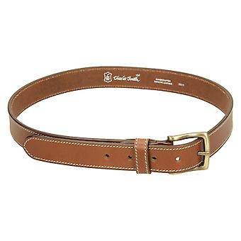 Mens Charles Smith Smart Belt 30021 - Cuir Tan - Royaume-Uni Taille 44
