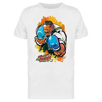 Street Fighter Dudley tee Men ' s-Capcom designs