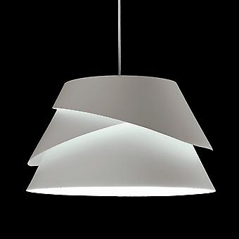 Mantra Alboran 410 Medium One Light Pendant Light