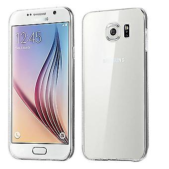 Samsung Galaxy S6 Silicone Case Transparent - CoolSkin3T