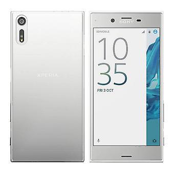 Sony Xperia XZ silikoni kotelo läpinäkyvä - CoolSkin3T