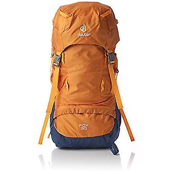 Deuter Fox 30 - Adult Unisex Backpacks - Multicolor (Mango/Midnight) - 24x36x45 cm (W x H L)