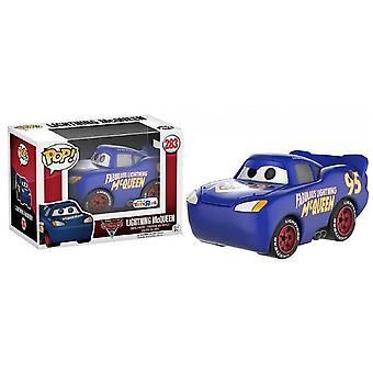 Cars 3 Lightning McQueen Blue US Exclusive Pop! Vinyl