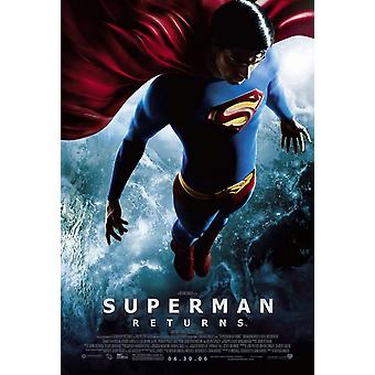 Superman Returns Original Movie Poster - Double Sided Regular
