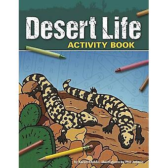 Desert Life of the Southwest Activity Book by Karen Krebbs - 97815919