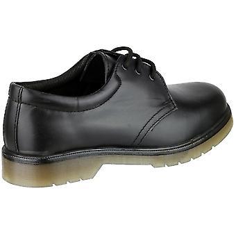 Amblers Aldershot Leather Gibson / Mens Shoes / Lace Mens Shoes