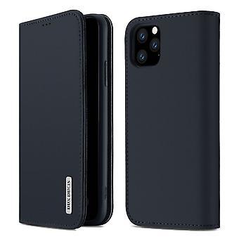 DUX DUCIS Wish-sarjan kotelo iPhone 11 Pro Max-tummansininen