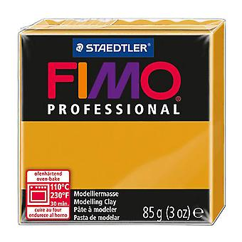 Fimo Professional Modeling Clay, Ochre, 85 g