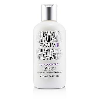 EVOLVh Total Control Styling Creme 250ml/8.5oz