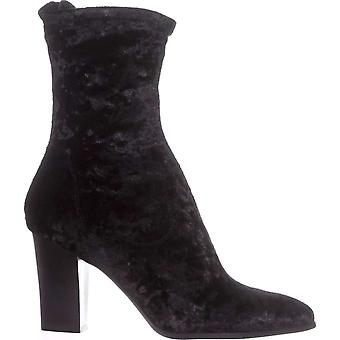 Impo Womens Truely Fabric Almond Toe Ankle Fashion Boots