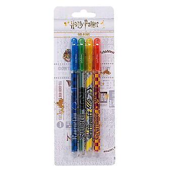 Harry Potter Hogwarts Gel Pen Set