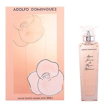 Adolfo Dominguez Agua Fresca de Rosas Blancas Collector Edition Eau de Toilette 200ml EDT spray