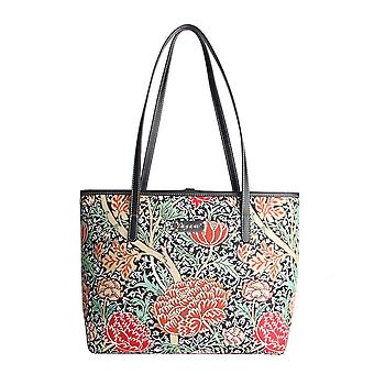 William Morris-den Cray skulderen tote bag av signare billedvev/Coll-Cray