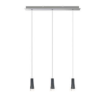 Firebolt 3 mini hanger verlichting zwart