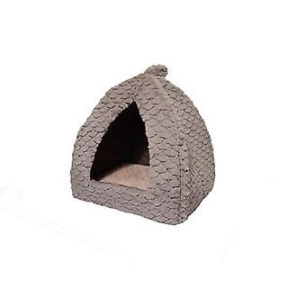 Rosewood 40 Winks Fleece Cat Pyramid