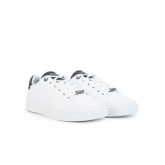 Ted Baker Zenib Contrast Back Leather Trainers