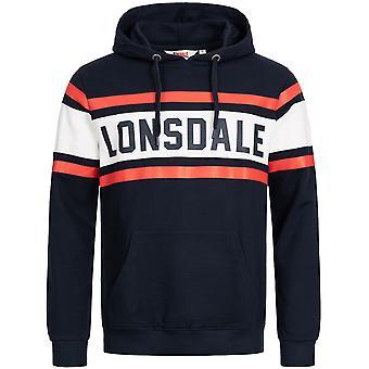 Lonsdale Men's Hoodie Rudston