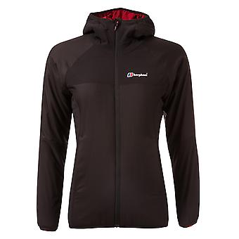 Womens Berghaus Teallach X Insulated Jacket In Black