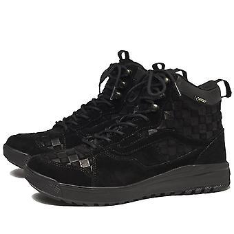 Ultrarange Hi Goretex MTE Black Sneakers