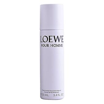 Loewe Pour Homme deo spray