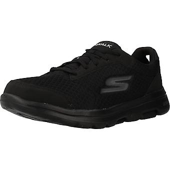 Skechers Sport / Go Walk 5 Sneakers - Kwalificeer kleur Bbk