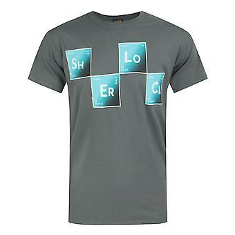 Plan 9 Sherlock Holmes Bad Breaking Sherlock Men's T-Shirt