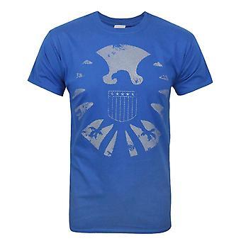 Marvel Avengers Shield Men's T-Shirt