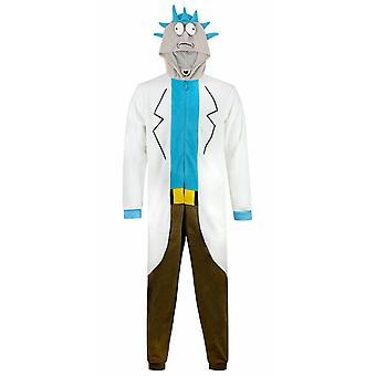 Rick și Morty Rick Sanchez Cosplay Onesie
