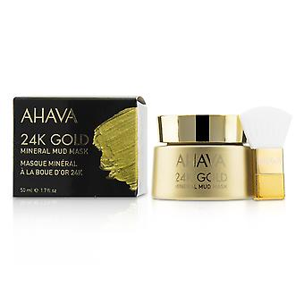 24K Gold Mineral Mud Mask 50ml/1.7oz