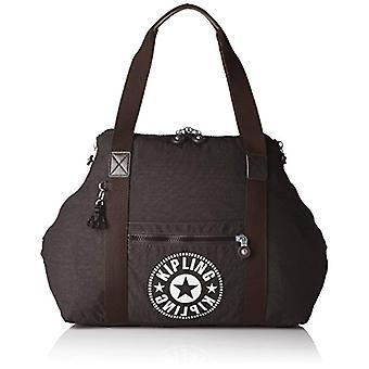 Kipling ART M Beach bag 58cm 26 liters Black (Lively Black)