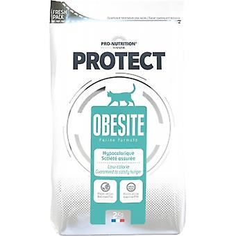 Flatazor Feed for Cats Protect Chat Obesite (Cats , Cat Food , Dry Food)