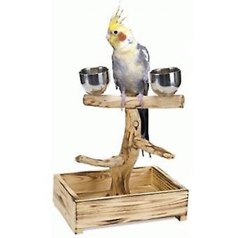 SanDimas tre Reposaaves S / M (fugler, fuglen bur tilbehør, Perches & innlegg)