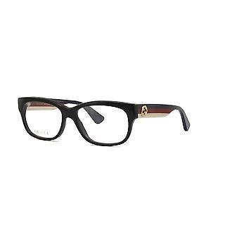 Gucci GG0278O 001 Black Glasses