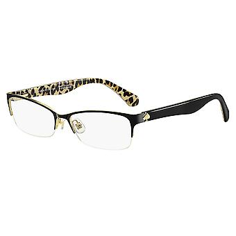 Kate Spade Alexanne 2O5 Black Glasses